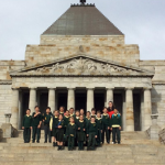 Whole School Excursion – Shrine of Rememberance